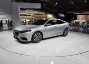Honda Insight Returns to Take on the Toyota Prius with Sleek Design, High-Tech Interior - image 758767