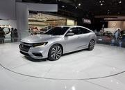 Honda Insight Returns to Take on the Toyota Prius with Sleek Design, High-Tech Interior - image 758722