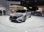 Honda Insight Returns to Take on the Toyota Prius with Sleek Design, High-Tech Interior - image 758724