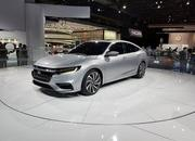 Honda Insight Returns to Take on the Toyota Prius with Sleek Design, High-Tech Interior - image 758719
