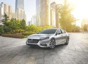 Honda sets higher expectations for the 2019 Insight - image 757610