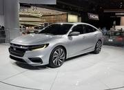 Honda Insight Returns to Take on the Toyota Prius with Sleek Design, High-Tech Interior - image 758879
