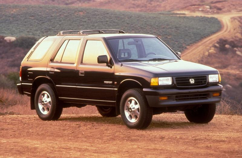 Honda is Bringing Back the Passport Name to Fill the Gap Between the CR-V and Pilot