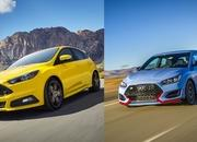 Hot Hatch Comparison – Hyundai Veloster N Vs. Ford Focus ST - image 761903