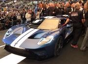 Huge Donation: Ford GT Sells for $2.5 Million at Barrett-Jackson Auction in Arizona - image 762655