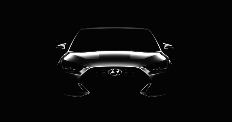 Hyundai Keeps Teasing The New Veloster