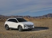 Hyundai's Hydrogen-powered Nexo Has Better Mileage than a Tesla - image 756394