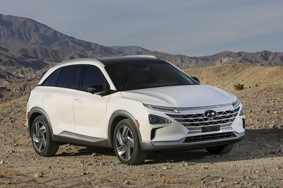 Hyundai's Hydrogen-powered Nexo Has Better Mileage than a Tesla - image 756395