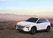 Hyundai's Hydrogen-powered Nexo Has Better Mileage than a Tesla - image 756396