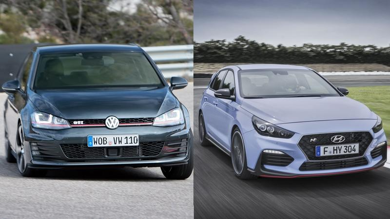 Hyundai Throws Shade at Volkswagen, Claims The i30 N is Better Than The Golf GTI