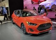 Hyundai Veloster Gets Much-Needed Redesign, but What's with the Lancer Evo Face? - image 758697