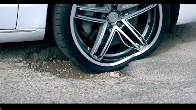 ICYMI: Michelin Created Flexible Wheels - Video