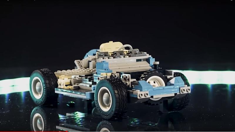 Video of the Day: Immerse Yourselves In This 60-Second Time Lapse of a Lego Volkswagen Beetle Build