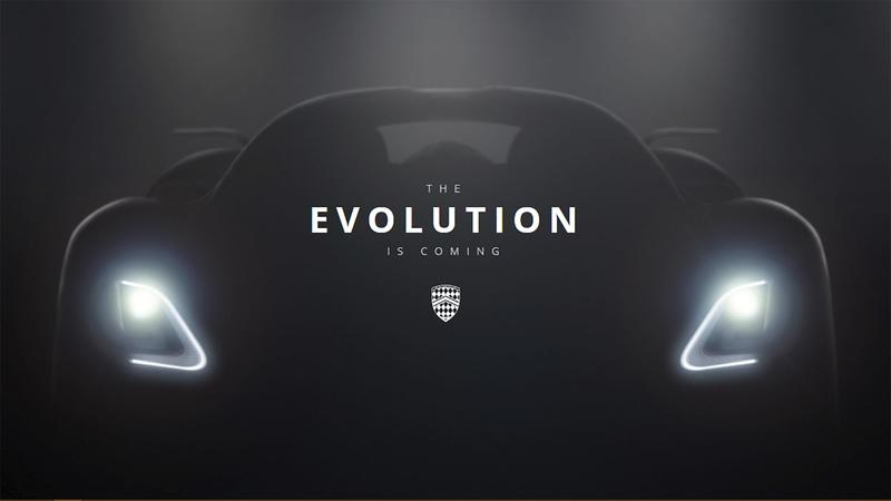 SSC Charges Back Into The Limelight With New Teaser For Tuatara Supercar