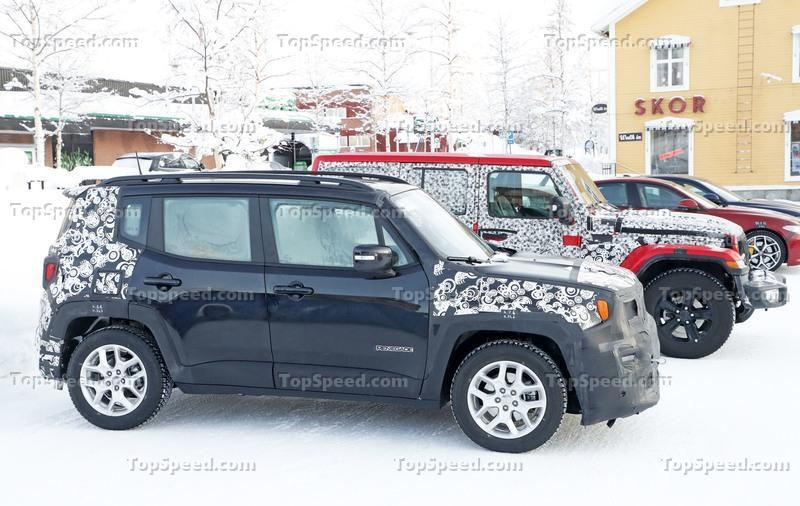 2019 Jeep Renegade Top Speed