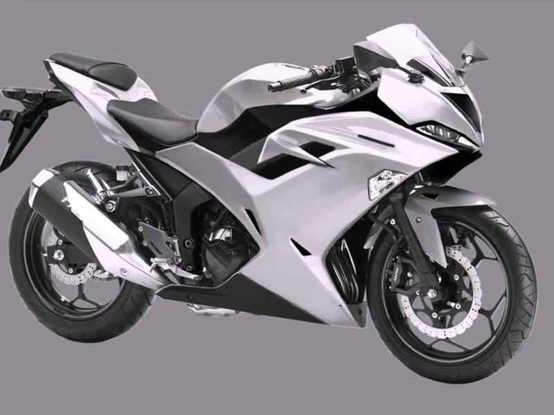 Kawasaki is planning to get back the four cylinder quarter-liter Exterior - image 755448