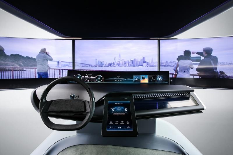 Kia Interactive Cockpit at CES Shows Off Suite of New Technologies