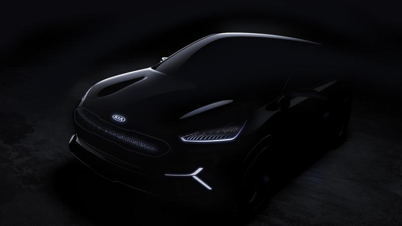 Kia to Show Off its Electrified Future at CES 2018 with the Niro EV Concept