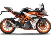 KTM unveils a limited edition RC 390 and a race-spec SSP300 kit - image 763487