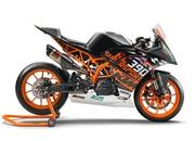 KTM unveils a limited edition RC 390 and a race-spec SSP300 kit - image 763488