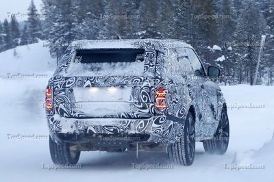 2019 Land Rover Range Rover SV Coupe - image 762485
