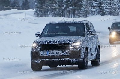 2019 Land Rover Range Rover SV Coupe - image 762486