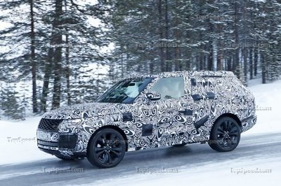 2019 Land Rover Range Rover SV Coupe - image 762490