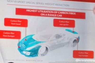 Leaked Specs Say the Ferrari 488 GTO Will Carry the Most Powerful V-8 Engine in Ferrari History - image 761847