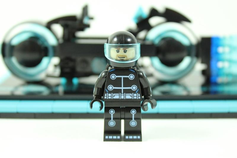 LEGO might end up making a full scale model of the TRON Light Cycle