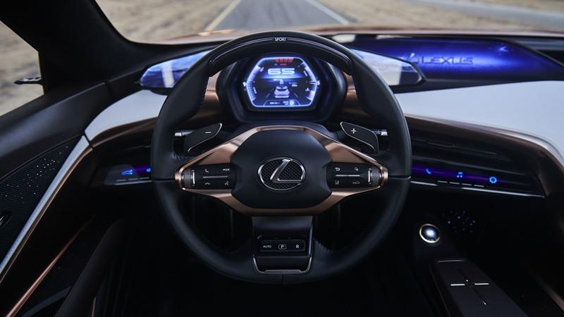 2018 Lexus LF-1 Limitless Interior Wallpaper quality - image 761662