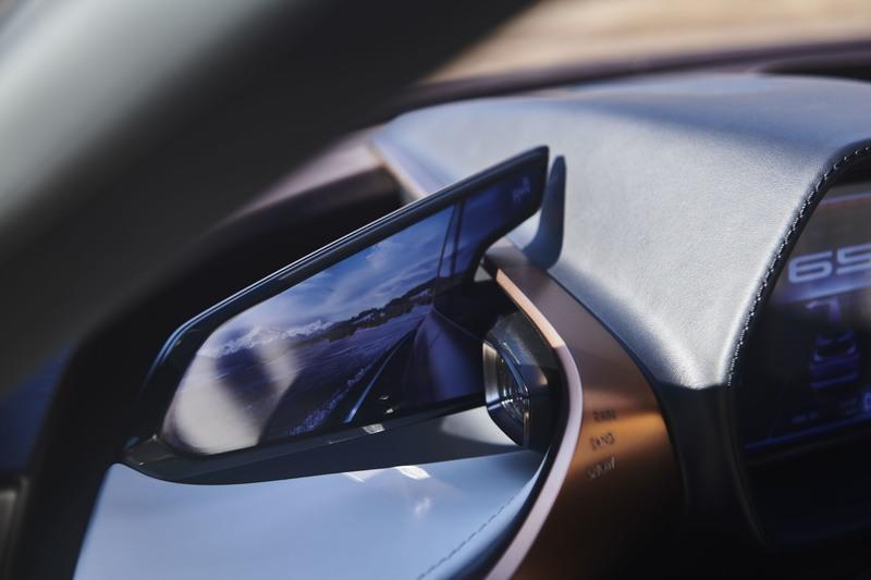 Lexus LF-1 Concept Has A Unique Take On Side View Mirrors, And It Might Actually Work