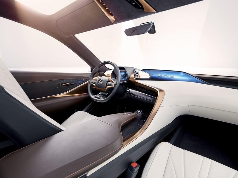 2018 Lexus LF-1 Limitless Interior Wallpaper quality - image 761680