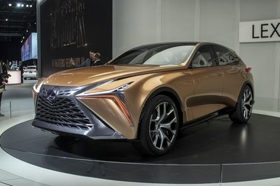 There's Space For The Lexus LF-1 Limitless Concept in the Lexus Lineup - image 761553