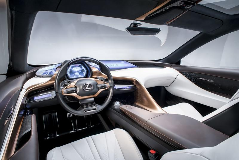 2018 Lexus LF-1 Limitless Interior Wallpaper quality - image 761648