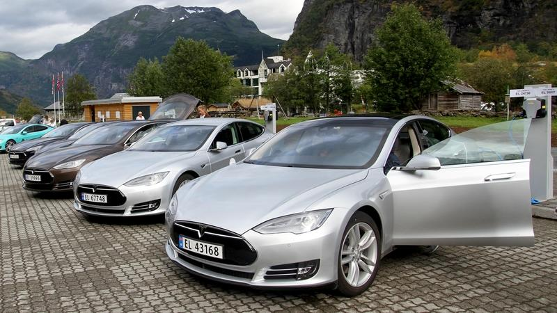 Looking Abroad: Norway Sees Electric Vehicles Overtaking Gas-Powered Vehicles