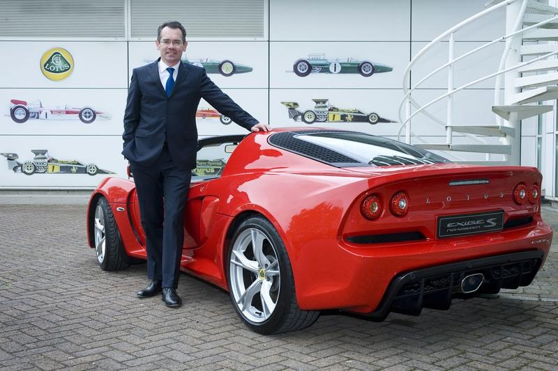 Lotus CEO Gets Caught Doing 102 MPH In A 70-MPH Zone; Manages To Still Keep His License