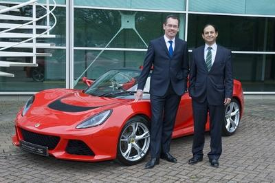 Lotus CEO Gets Caught Doing 102 MPH In A 70-MPH Zone; Manages To Still Keep His License - image 763320