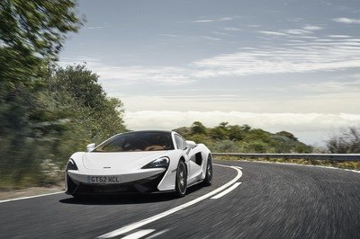 Wallpaper of the Day: McLaren 570GT Sport Pack - image 757586