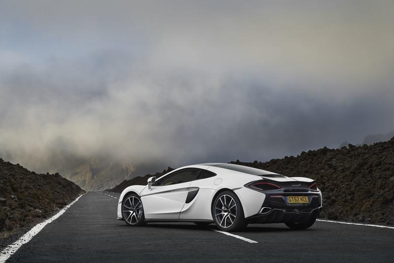 McLaren 570GT Gets More Dynamic and Precise with New Sport Pack