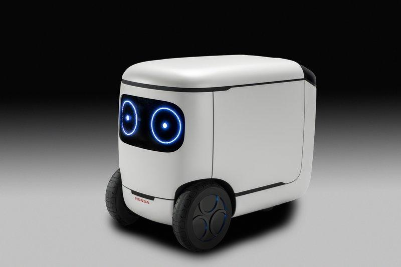 Meet Honda's Newest Cute Robots the 3E Empathy, Empower, and Experience