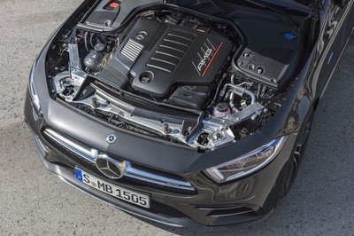 2019 Mercedes-AMG CLS 53 4Matic - image 761032