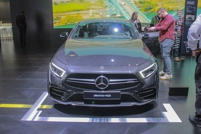 2019 Mercedes-AMG CLS 53 4Matic - image 761041