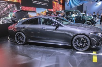 2019 Mercedes-AMG CLS 53 4Matic - image 761043