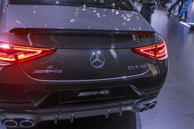 2019 Mercedes-AMG CLS 53 4Matic - image 761051