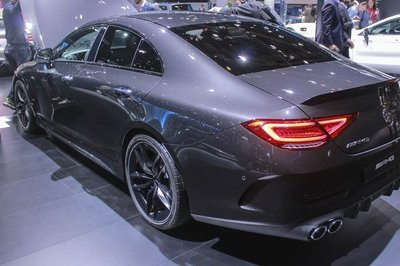 2019 Mercedes-AMG CLS 53 4Matic - image 761052