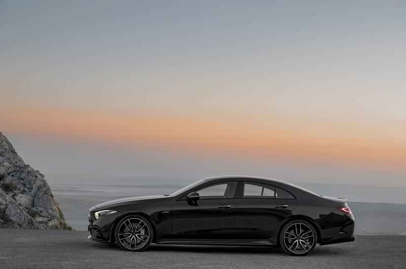 2019 Mercedes-AMG CLS 53 4Matic