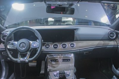 2019 Mercedes-AMG CLS 53 4Matic - image 761073