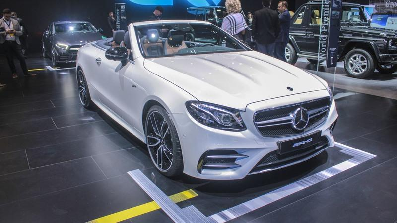 Mercedes E400 Convertible >> Mercedes Reviews, Specs & Prices - Top Speed