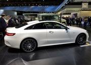 Mercedes-AMG E53 Coupe Hits Detroit as the Most Powerful Two-Door E-Class Yet - image 758563