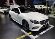 Mercedes-AMG E53 Coupe Hits Detroit as the Most Powerful Two-Door E-Class Yet - image 758565